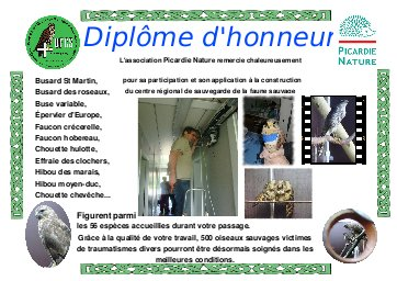 Discours remise diplome